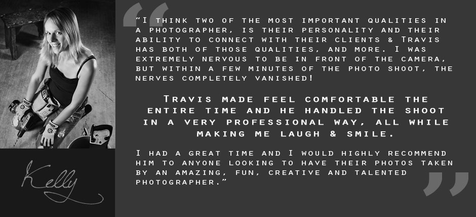 Client Testimonial Quote Kelly Gray
