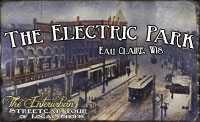 The Electric Park Eau Claire WI Photograph