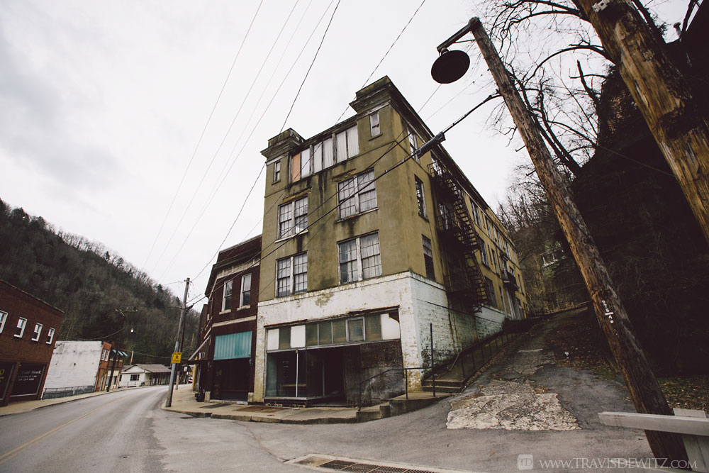 Abandoned Furnished Apartments In West Virginia Coal Town