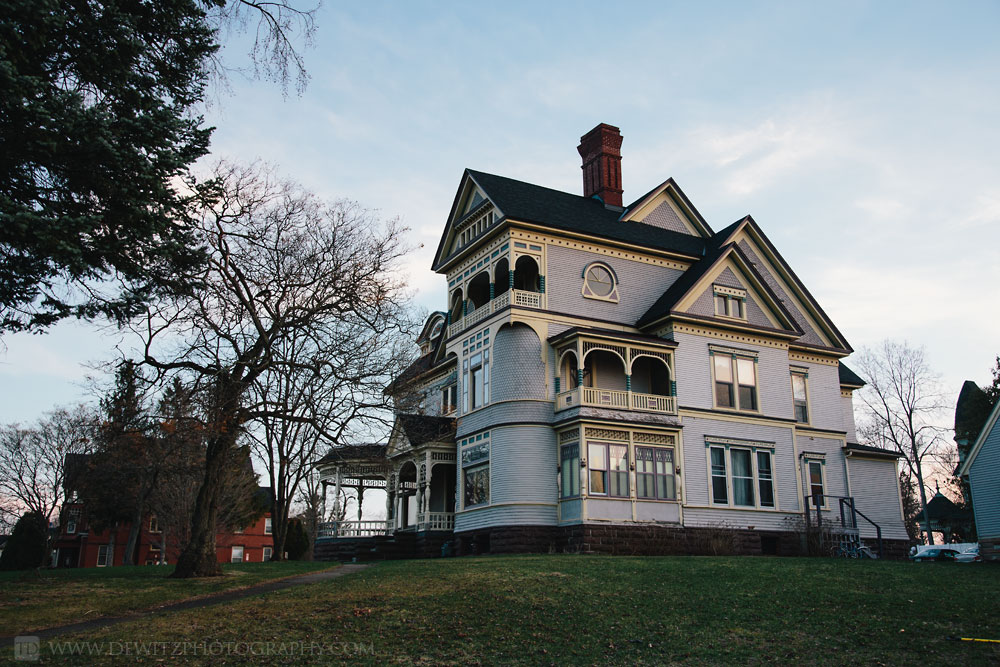 Have you seen these historic homes in eau claire wisconsin for Home builders wisconsin