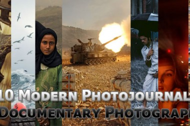 Top 10 Modern Photojournalists and Documentary Photographers