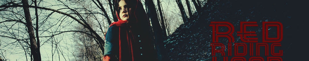 Red Riding Hood Photography Series Thin
