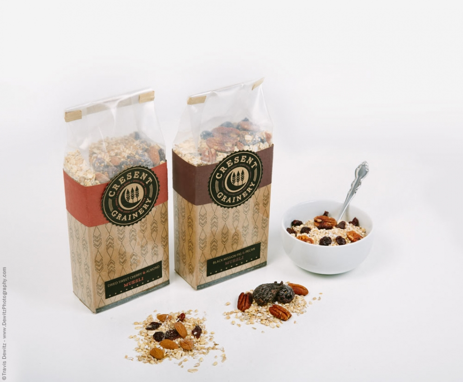 Cresent Grainery Granola Cereal