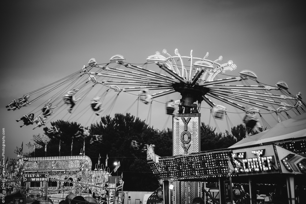 Northern Wisconsin State Fair Carnivale Rides