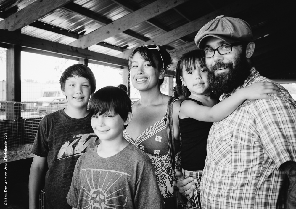 Northern Wisconsin State Fair Family Photos