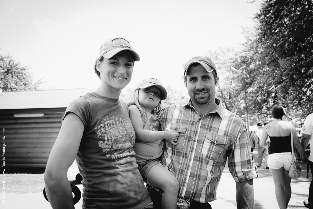Northern Wisconsin State Fair Family Portrait