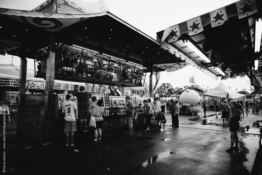 Northern Wisconsin State Fair Midway