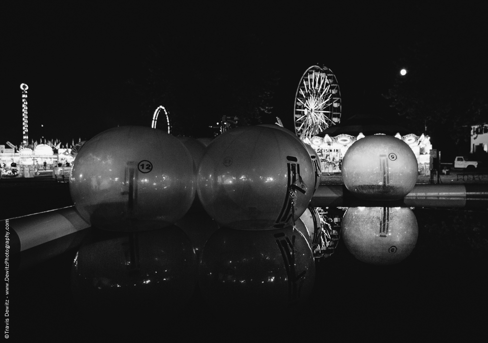 Northern Wisconsin State Fair Water Balls Closed