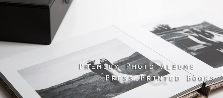 Premium Photo Album and Press Printed Book Header Photo