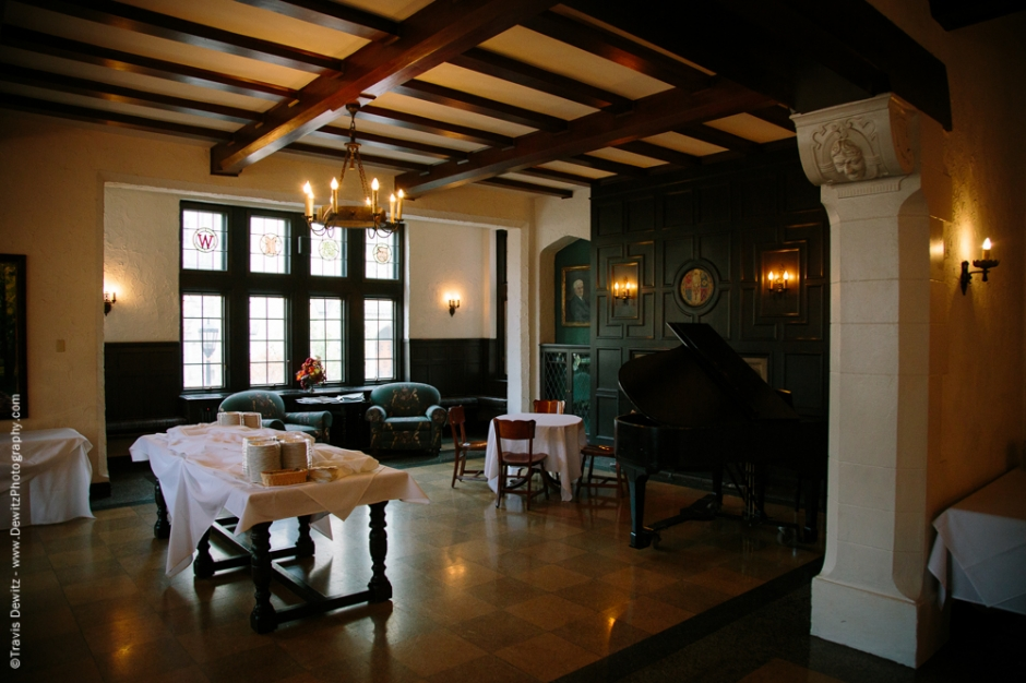 University Club Fireplace
