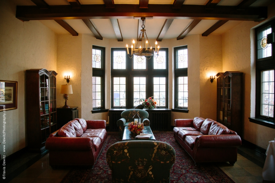 University Club Sitting Area