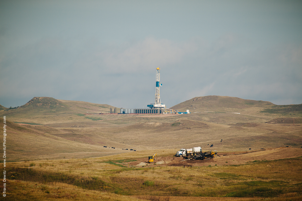 New Oil Wells - Dickinson, ND