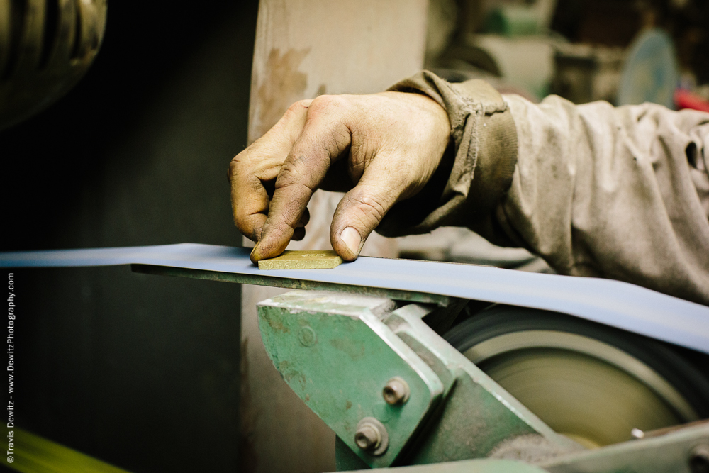 Sanding Knife Guard Smooth