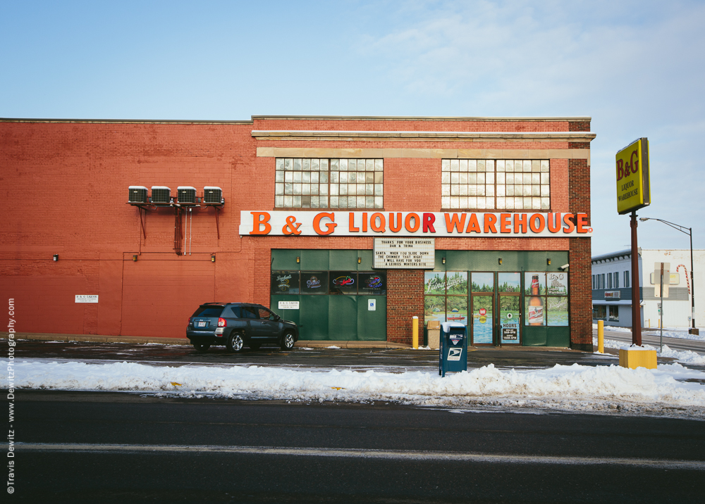 Chippewa Falls-B and G Liquor Warehouse