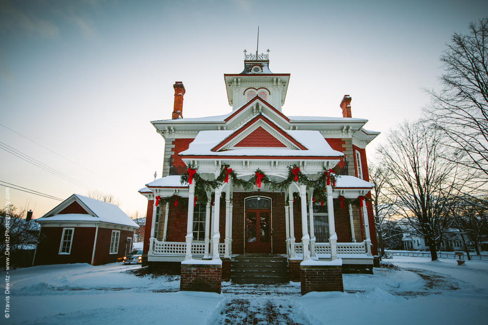 Chippewa Falls- Cook-Rutledge Mansion