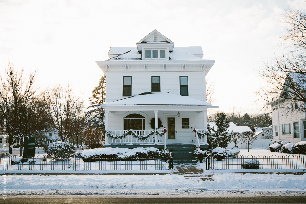 Chippewa Falls- Edward Jones Investments in Historic Home