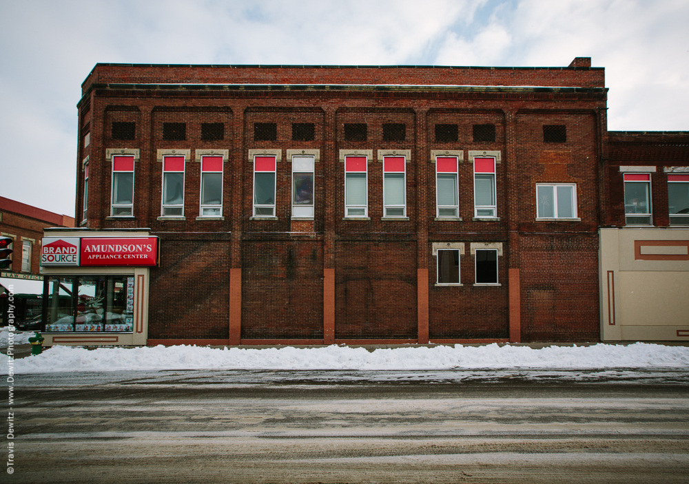 Chippewa Falls- Historic French Lumber Company Building