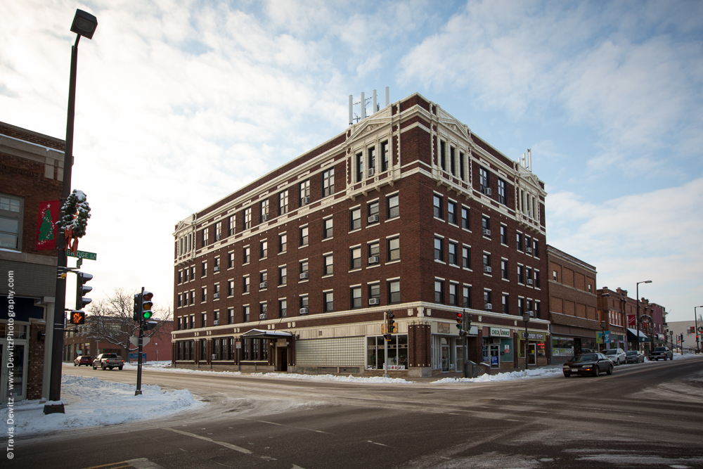 Chippewa Falls-Historic Hotel Northern