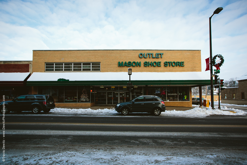 Chippewa Falls- Mason Shoe Outlet