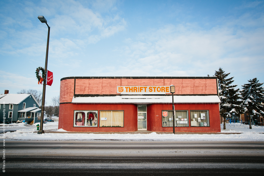 Chippewa Falls- Salvation Army Thrift Store