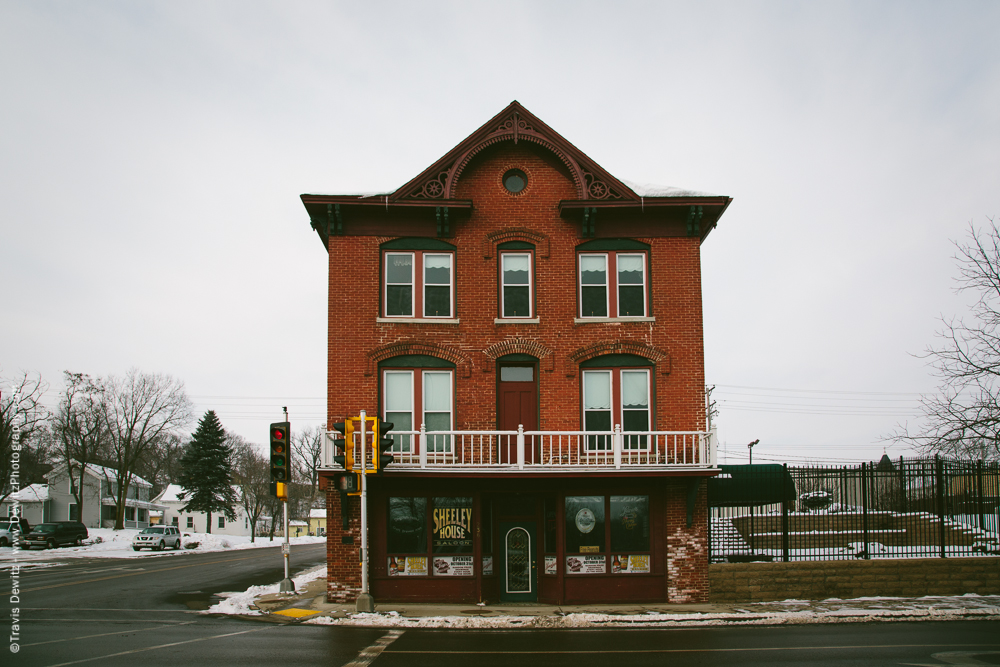 Chippewa Falls- Sheeley House Saloon