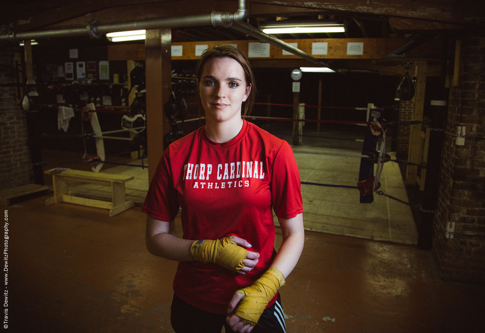 Chayanne Carroll Community Boxing Club Neilsville