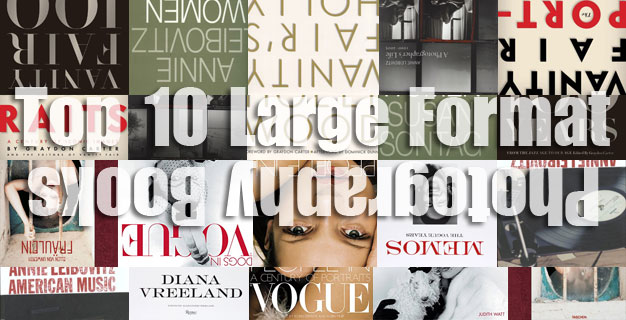 Top 10 Large Format Photography Books