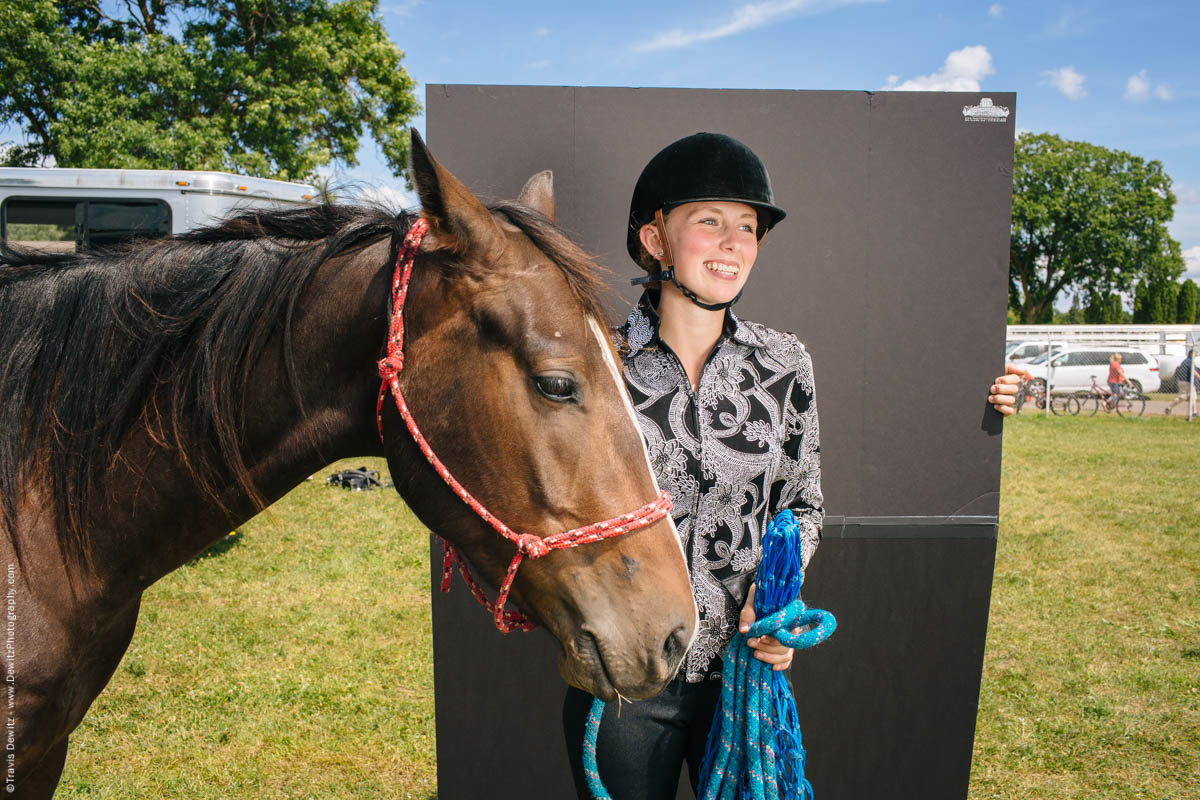teen-horse-show-competitor-english-helmet-and-horse-pose-northern-wisconsin-state-fair-2027