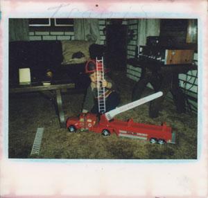 Travis Dewitz Playing With Fire Truck
