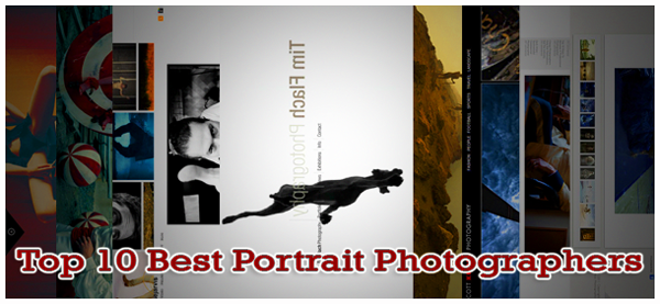 Top 10 Best Portrait Photographers Websites