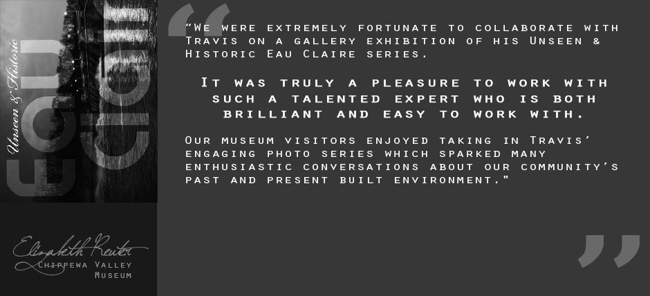 Client Testimonial Quote Chippewa Valley Museum