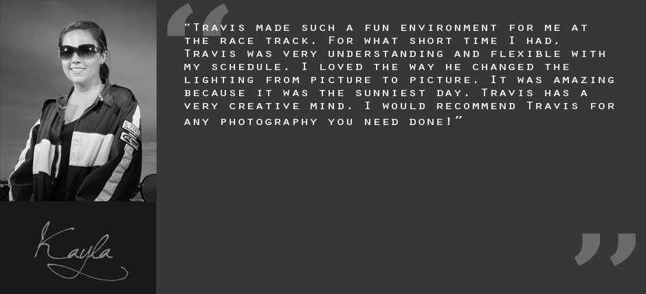 client Testimonial Quote Kayla Gray