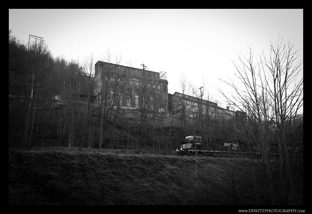 The Rise and Fall of Coal in McDowell County, West Virginia