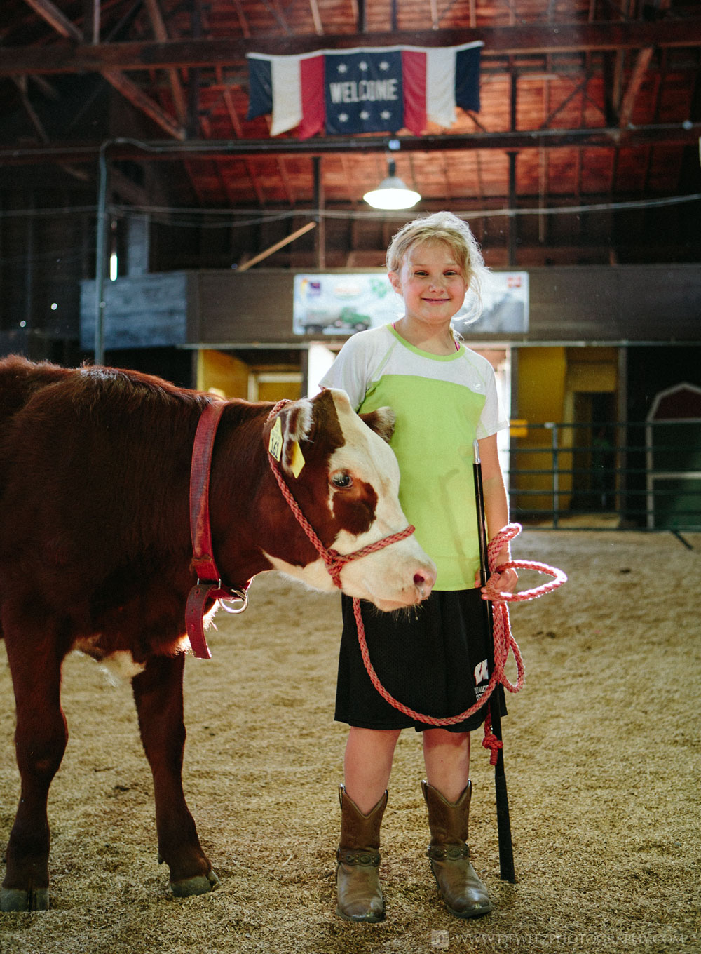 Livestock Owner Photos from the Northern Wisconsin State Fair