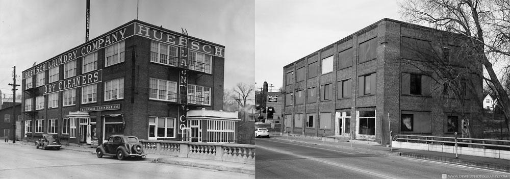 Historic Huebsch Building Dewey Street Eau Claire