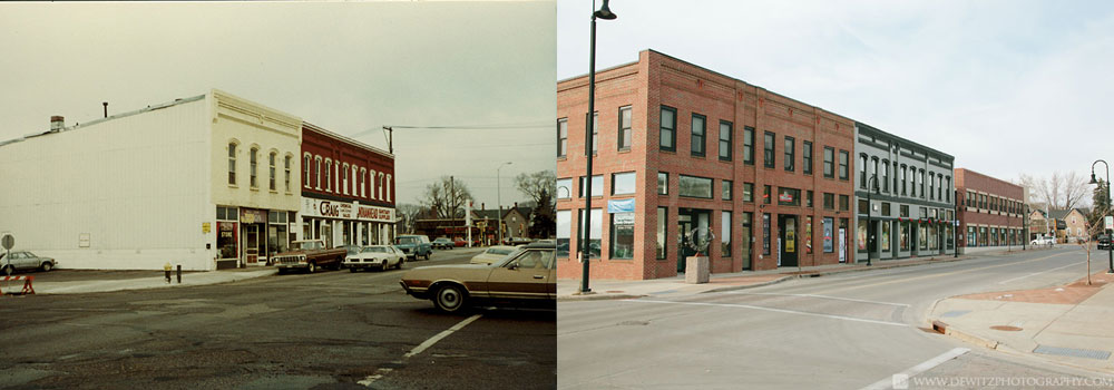 North Barstow Street Eau Claire WI Side by Side