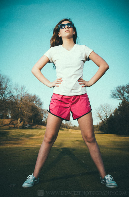 alexa_superman_pose_shadow_pink_shorts