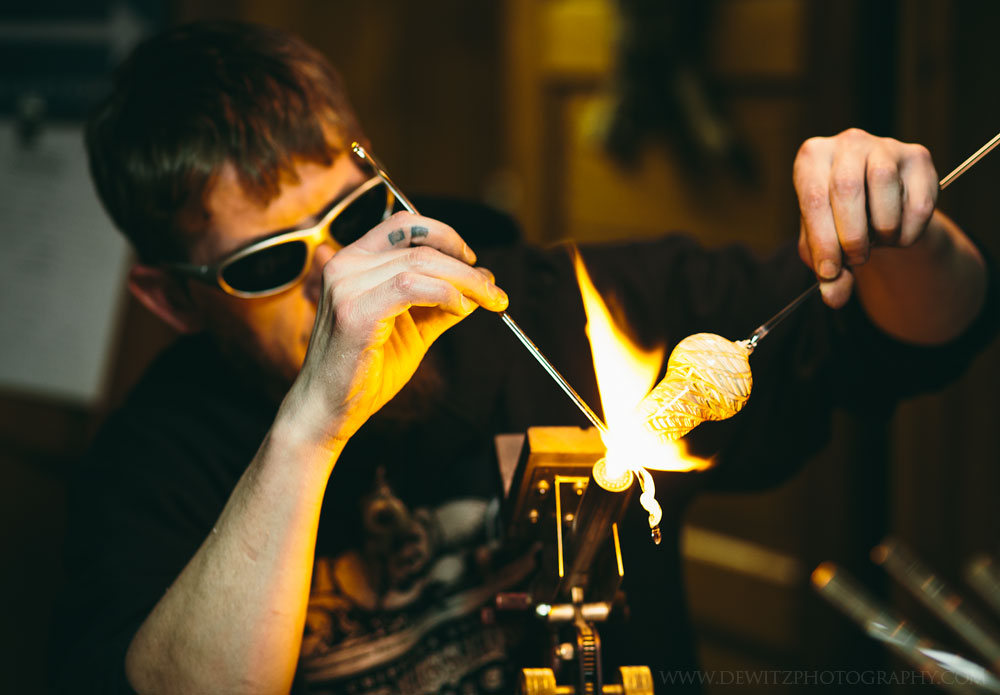 christensen_glass_working_torch_to_make_glass_bulb