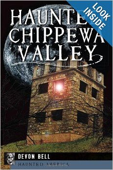 Haunted Chippewa Valley Book