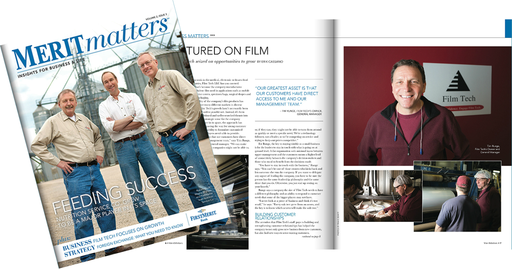Meritmatters Bussiness Editorial Photo Shoot Published Film Tech
