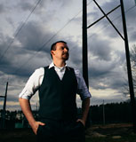 Travis Dewitz Powerlines Portrait Thumb Photograph