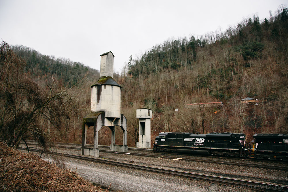 Growing Up in the Coal Filled Hollows of West Virginia