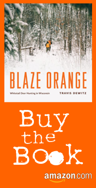 Buy the Book Blaze Orange on Amazon