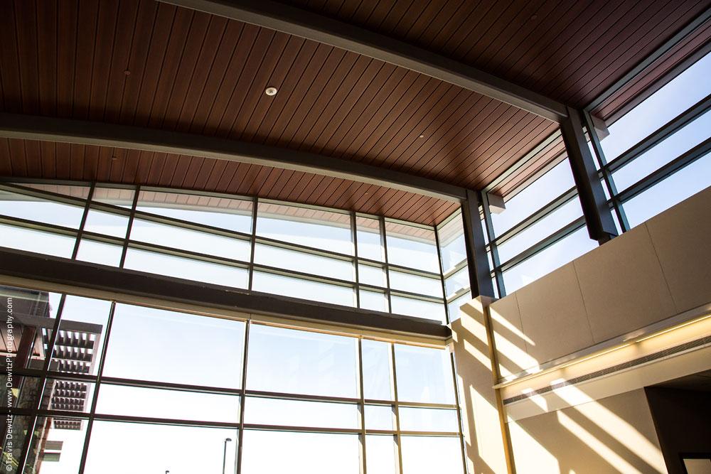 Sauk Prairie Hospital Open Air Enterance