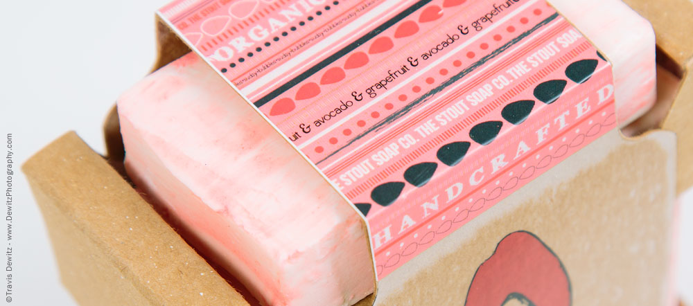 Stout Soap Company Detail Avocado and Grapefruit