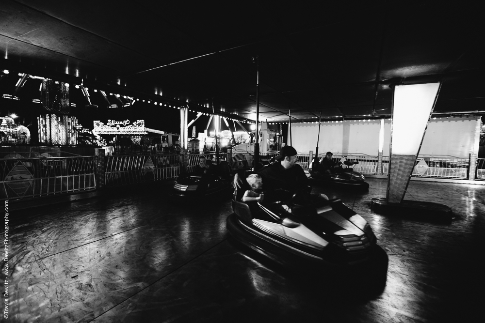 Northern Wisconsin State Fair Bumper Cars
