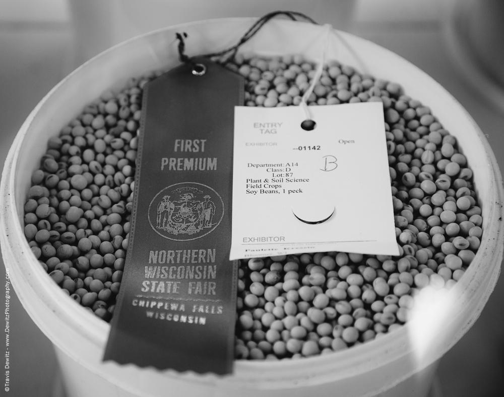 Northern Wisconsin State Fair Chippewa Falls First Premium Ribbon Seeds