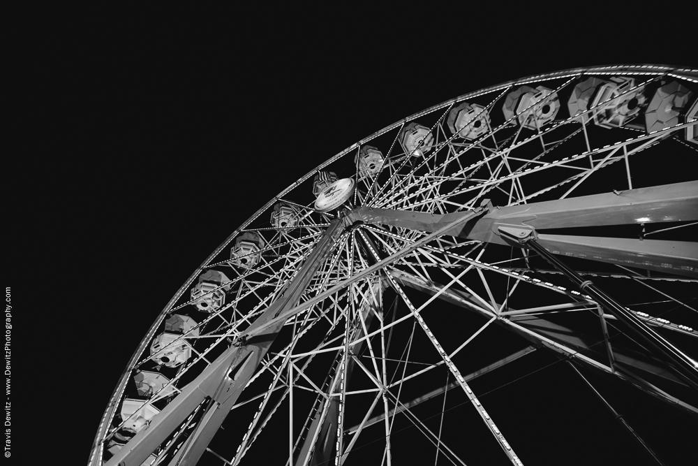Northern Wisconsin State Fair Ferris Wheel