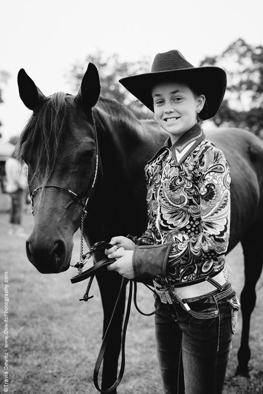 Northern Wisconsin State Fair Western Rider