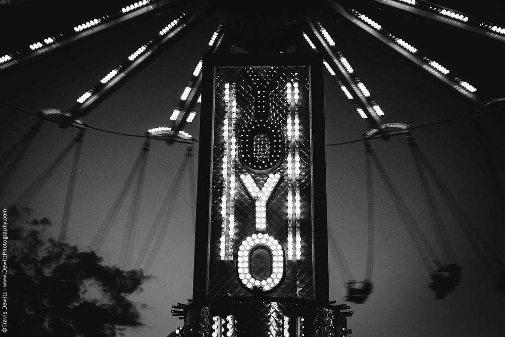 Northern Wisconsin State Fair Yo Yo Ride
